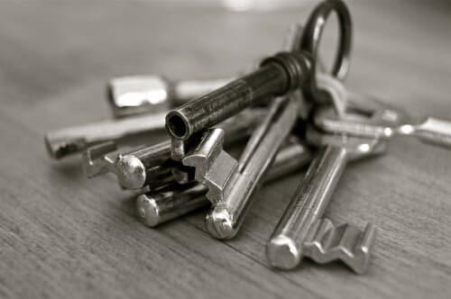 clés-maison-compromis-de-vente
