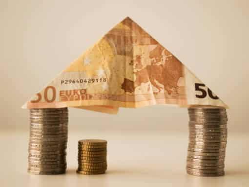 maison-en-euros-pices-billet