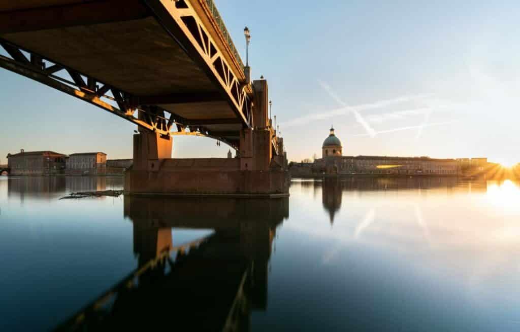 Toulouse-pont-saint-pierre