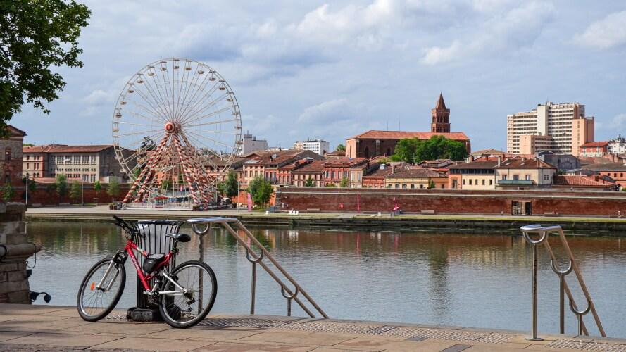 toulouse-vélo-garonne